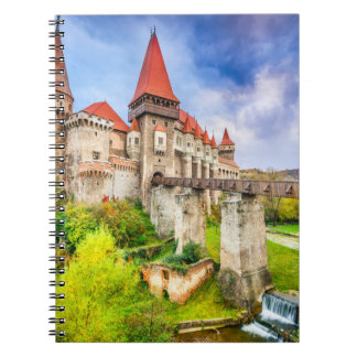 Photo Notebook (80 Pages B&W) Corvin castle
