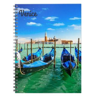 Photo Notebook Venice