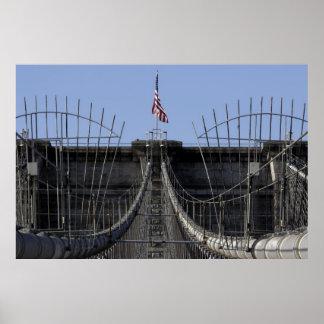 Photo of Brooklyn Bridge, New York City Print