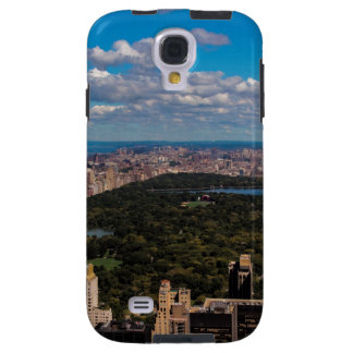 Photo of Central Park in New York City Galaxy S4 Case