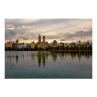 Photo of Central Park's Reservoir