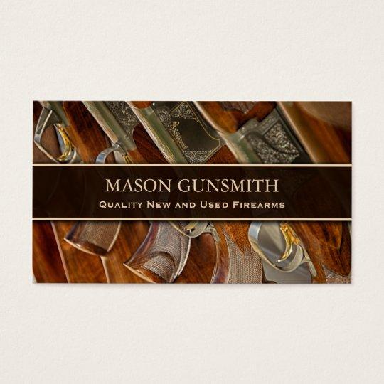 Photo of Guns - Gunsmith - Business Card