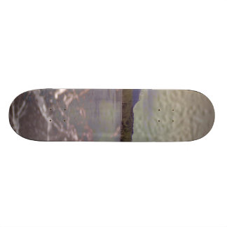 Photo of lake with Texture Skate Board Deck