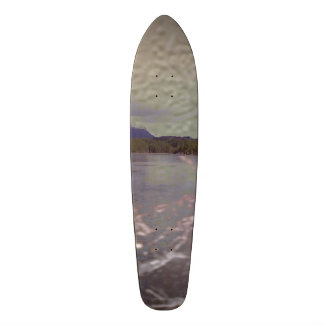 Photo of lake with Texture Skateboards