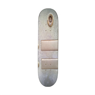 Photo of Metal Custom Skateboard