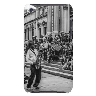 Photo of New York City Street Musician Performer iPod Touch Case