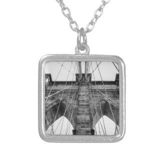 Photo of the Brooklyn Bridge in NYC Jewelry