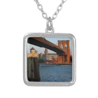 Photo of the Brooklyn Bridge in NYC Custom Jewelry