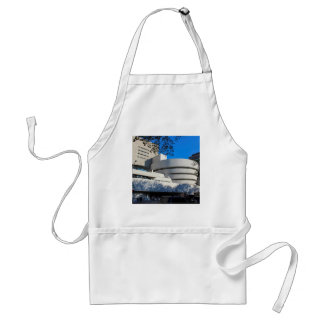 Photo of the Guggenheim Museum in New York City Apron