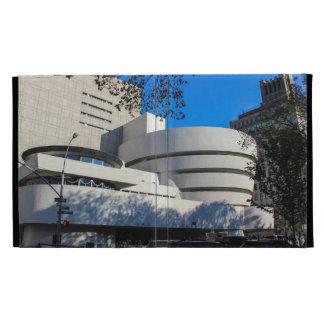 Photo of the Guggenheim Museum in New York City iPad Case