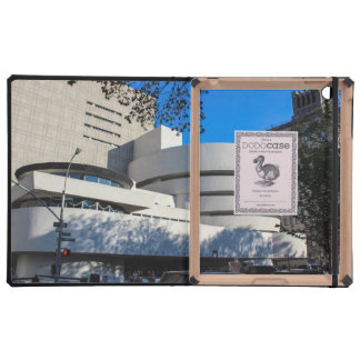 Photo of the Guggenheim Museum in New York City Cover For iPad