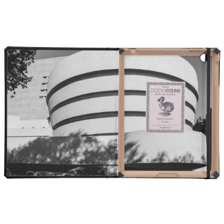 Photo of the Guggenheim Museum in New York City Case For iPad