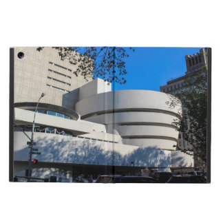 Photo of the Guggenheim Museum in New York City Cover For iPad Air