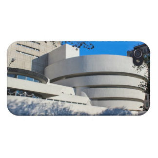 Photo of the Guggenheim Museum in New York City iPhone 4 Cases