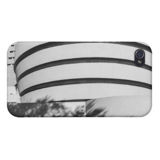 Photo of the Guggenheim Museum in New York City Cases For iPhone 4