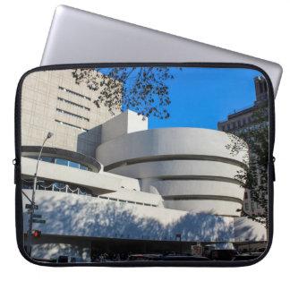 Photo of the Guggenheim Museum in New York City Computer Sleeve