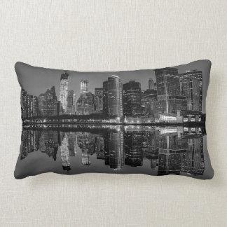 Photo of the New York City Skyline Landscape Lumbar Cushion