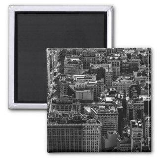 Photo of the New York City Skyline Landscape Refrigerator Magnets