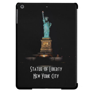 Photo of the Statue of Liberty in NYC iPad Air Cover