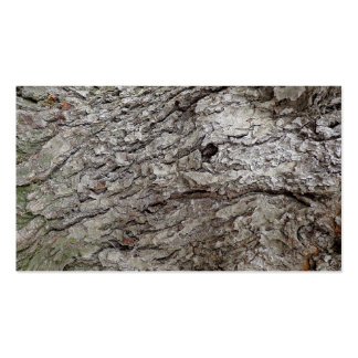 Photo of  Tree Bark Double-Sided Standard Business Cards (Pack Of 100)