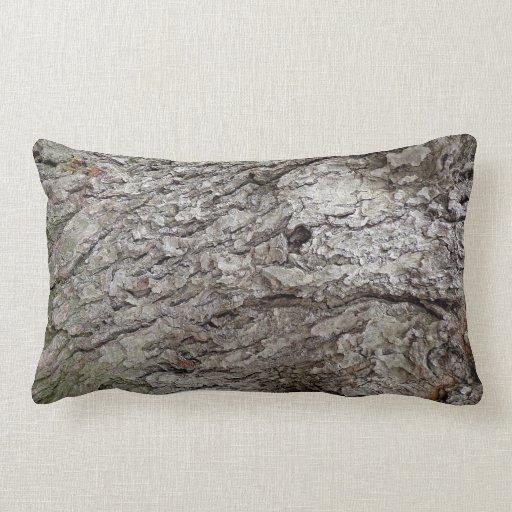 Photo of  Tree Bark Throw Pillows
