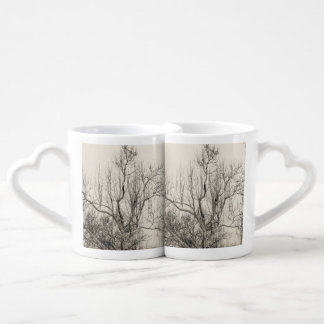 Photo of Winter Fog in Central Park NYC Lovers Mug