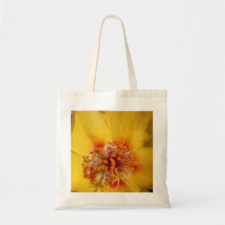 Photo of Yellow Flower Petals Tote Tote Bag