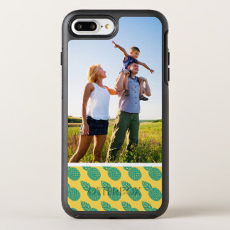 Photo Pineapple Pattern OtterBox Symmetry iPhone 7 Plus Case