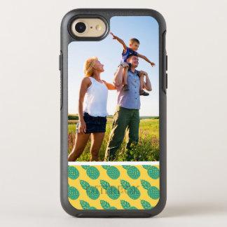 Photo Pineapple Pattern OtterBox Symmetry iPhone 8/7 Case