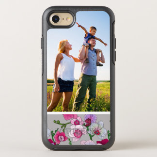 Photo Pink Orchids In Bloom OtterBox Symmetry iPhone 8/7 Case