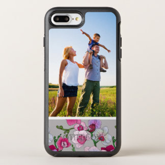 Photo Pink Orchids In Bloom OtterBox Symmetry iPhone 8 Plus/7 Plus Case