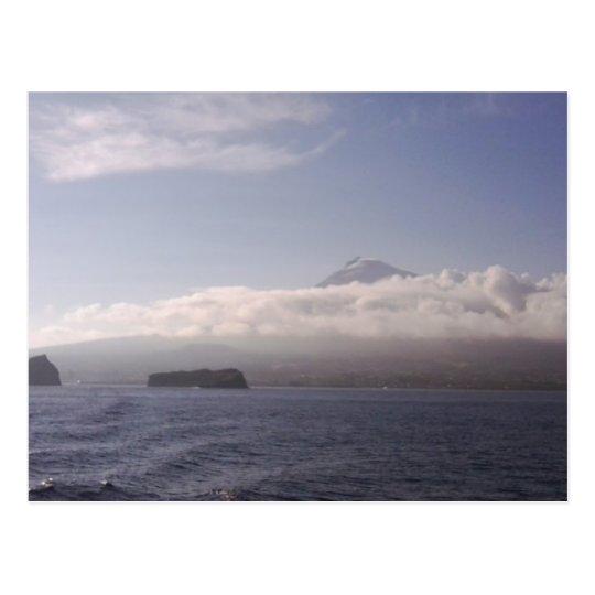 Photo Postcard 20 Pico Azores - Island Sea Volcano