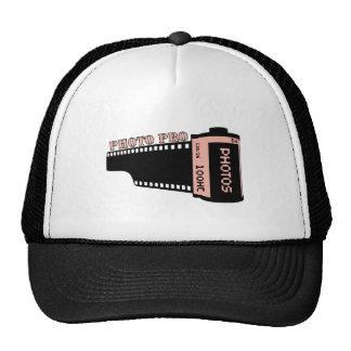 Photo Pro Hats