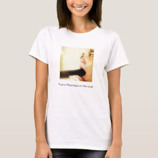 Photo Processing Machine! (women) T-Shirt