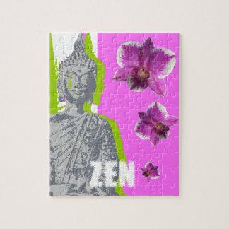 Photo puzzle with limps ZEN