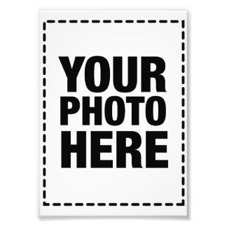 Photo Reprint - 5x7 (Portrait)