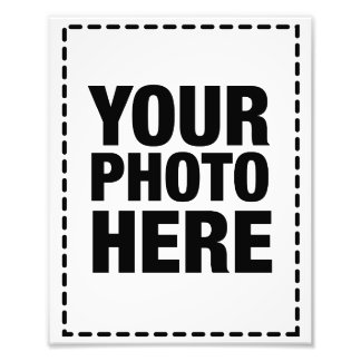 Photo Reprint - 8x10 (Portrait)