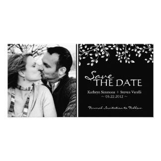 Photo Save The Date Invitation Picture Card