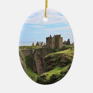 Photo Scottish Castle Ornament