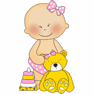 Photo Sculpture Baby Girl Toys Yellow Bear