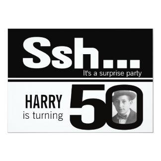 50th Birthday For Men Invitations & Announcements | Zazzle.co.uk