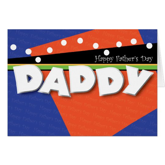 Photo Template Father's Day Card