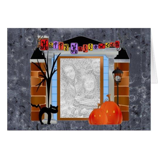 Photo Template Happy Halloween