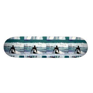 Photo Template Skateboard