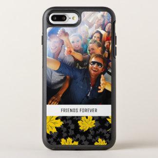 Photo & Text Beautiful autumn background OtterBox Symmetry iPhone 8 Plus/7 Plus Case