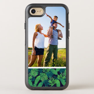 Photo Tropical Leaves Pattern OtterBox Symmetry iPhone 8/7 Case