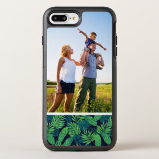 Photo Tropical Leaves Pattern OtterBox Symmetry iPhone 8 Plus/7 Plus Case