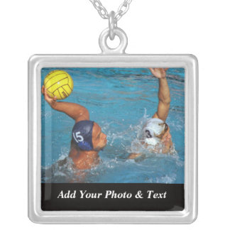 Photo Water Polo Sports Necklaces