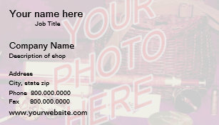 Watermark business cards business card printing zazzle uk photo watermark background template business card colourmoves