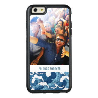 Photo With Text Template 1 OtterBox iPhone 6/6s Plus Case